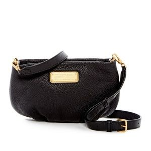 Marc by Marc Jacobs Percy Leather Crossbody Bag